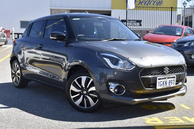 Used Suzuki Swift GLX Turbo, Northbridge, 2017 Suzuki Swift GLX Turbo Hatchback