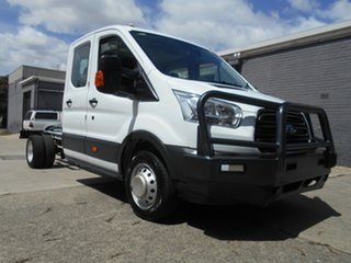 2015 Ford Transit Cab Chassis.