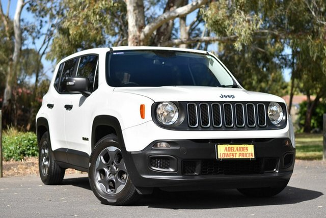 Used Jeep Renegade Sport DDCT, Enfield, 2015 Jeep Renegade Sport DDCT Hatchback