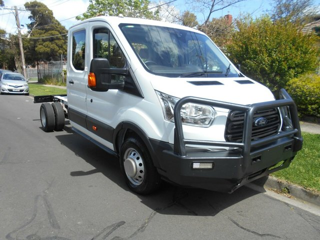 Discounted Used Ford Transit, Thomastown, 2015 Ford Transit Cab Chassis