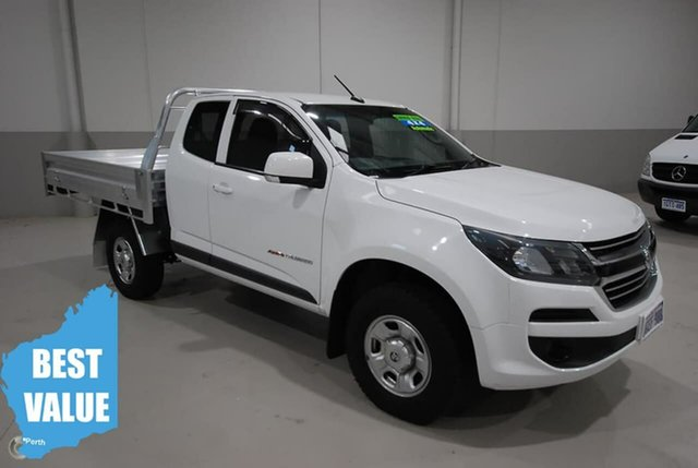 Used Holden Colorado LS Space Cab, Kenwick, 2016 Holden Colorado LS Space Cab Cab Chassis
