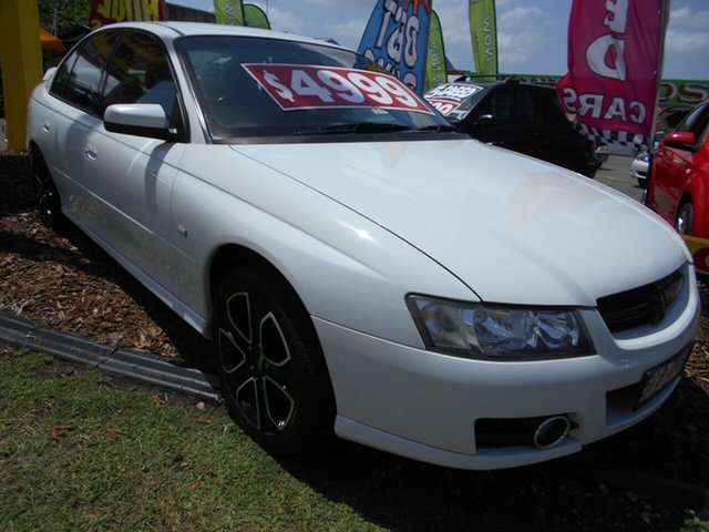 Used Holden Commodore SVZ, Slacks Creek, 2006 Holden Commodore SVZ Sedan