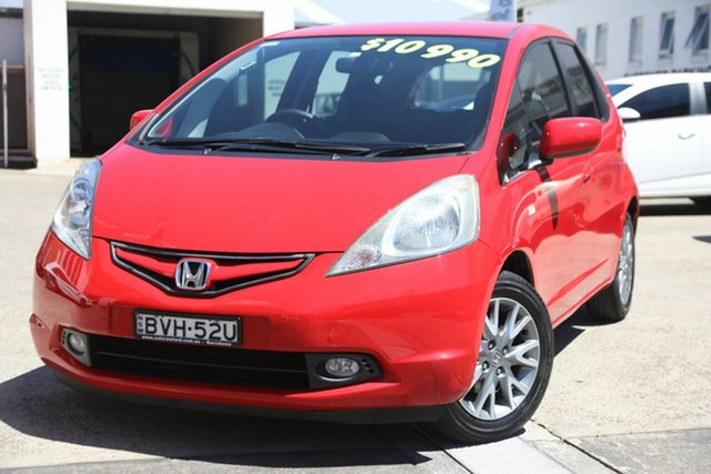 Used Honda Jazz VTi, Brookvale, 2010 Honda Jazz VTi Hatchback