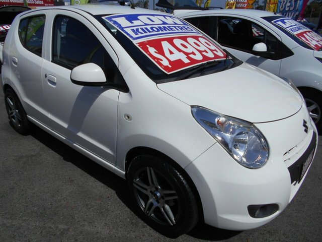 Used Suzuki Alto GL, Slacks Creek, 2013 Suzuki Alto GL Hatchback