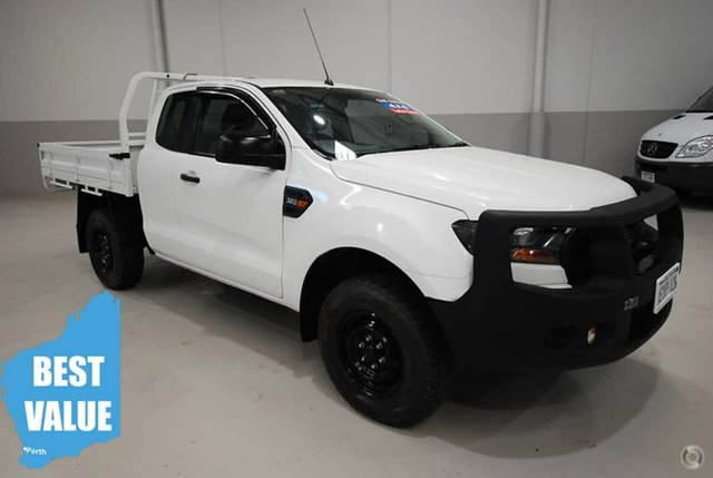 Used Ford Ranger XL Super Cab, Kenwick, 2016 Ford Ranger XL Super Cab Cab Chassis