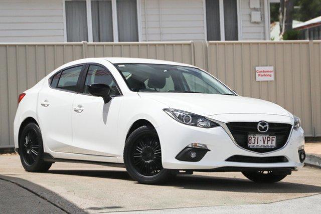 Used Mazda 3 SP25 SKYACTIV-Drive, Indooroopilly, 2015 Mazda 3 SP25 SKYACTIV-Drive Sedan
