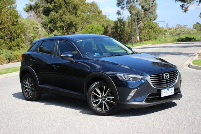 Used Mazda CX-3 Akari SKYACTIV-Drive, Officer, 2015 Mazda CX-3 Akari SKYACTIV-Drive Wagon