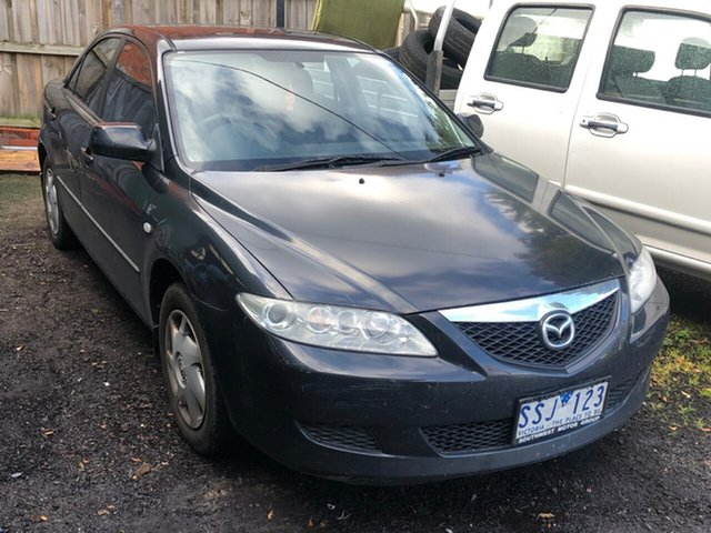 Used Mazda 6 Limited, Glen Waverley, 2004 Mazda 6 Limited Sedan