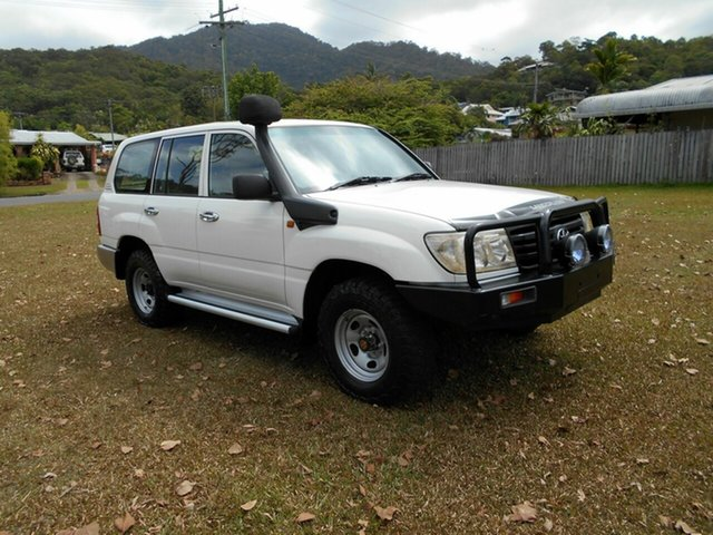 Used Toyota Landcruiser (4x4), Cairns, 2006 Toyota Landcruiser (4x4) Wagon