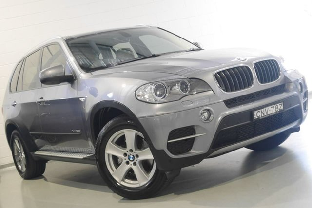 Used BMW X5 xDrive30d Steptronic, Warwick Farm, 2012 BMW X5 xDrive30d Steptronic Wagon
