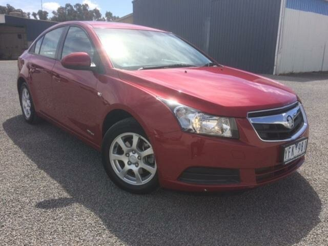 Used Holden Cruze CD, Wangaratta, 2011 Holden Cruze CD Sedan
