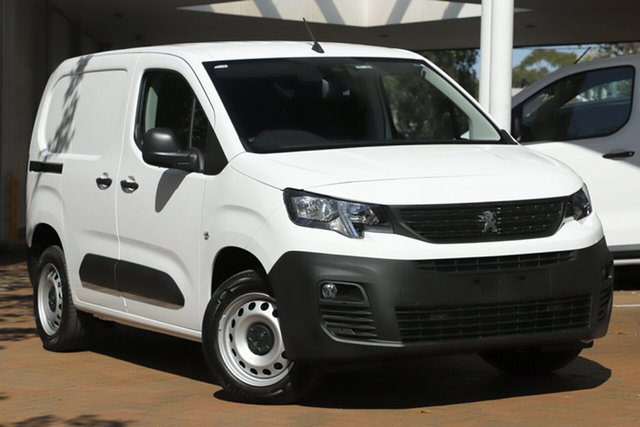 New Peugeot Partner 130 Low Roof MWB THP, Bowen Hills, 2019 Peugeot Partner 130 Low Roof MWB THP Van