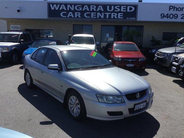 Used Holden Commodore Acclaim, Wangara, 2006 Holden Commodore Acclaim Sedan