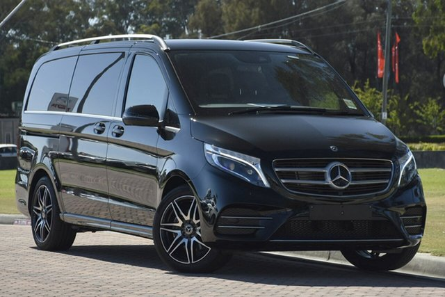 Discounted New Mercedes-Benz V-Class V250 d MWB 7G-Tronic + Avantgarde, Warwick Farm, 2019 Mercedes-Benz V-Class V250 d MWB 7G-Tronic + Avantgarde Wagon
