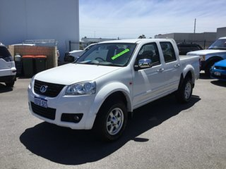 2013 Great Wall V240 (4x2) Dual Cab Utility.
