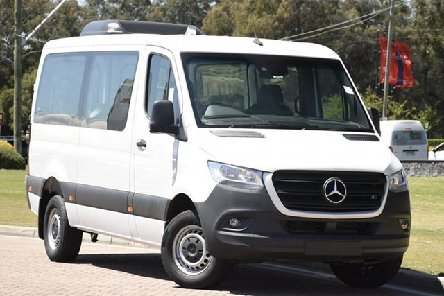 New Mercedes-Benz Sprinter 416CDI Low Roof MWB 7G-Tronic + RWD, Narellan, 2019 Mercedes-Benz Sprinter 416CDI Low Roof MWB 7G-Tronic + RWD Van