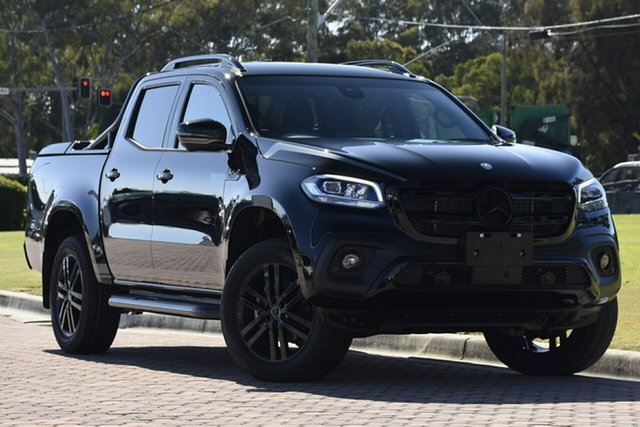Discounted Demonstrator, Demo, Near New Mercedes-Benz X-Class X350d 7G-Tronic + 4MATIC Edition 1, Narellan, 2019 Mercedes-Benz X-Class X350d 7G-Tronic + 4MATIC Edition 1 Utility