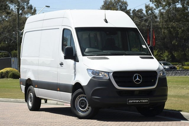 New Mercedes-Benz Sprinter 414CDI Low Roof MWB 7G-Tronic + RWD, Narellan, 2019 Mercedes-Benz Sprinter 414CDI Low Roof MWB 7G-Tronic + RWD Van