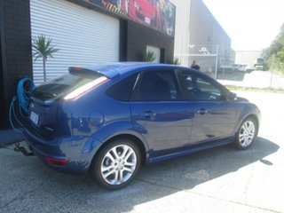 2010 Ford Focus Zetec Hatchback.