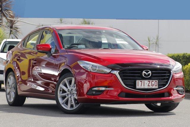 Used Mazda 3 SP25 SKYACTIV-Drive GT, Bowen Hills, 2019 Mazda 3 SP25 SKYACTIV-Drive GT Sedan