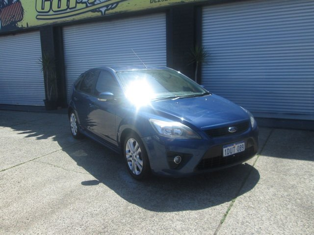 Used Ford Focus Zetec, O'Connor, 2010 Ford Focus Zetec Hatchback