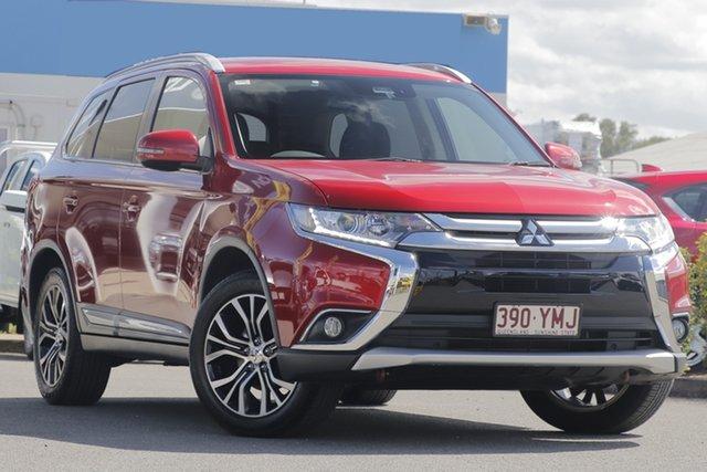 Used Mitsubishi Outlander LS 2WD, Toowong, 2018 Mitsubishi Outlander LS 2WD Wagon