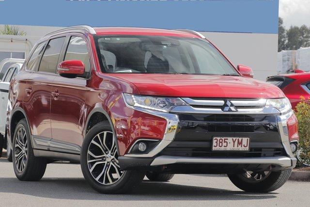 Used Mitsubishi Outlander LS 2WD, Toowong, 2017 Mitsubishi Outlander LS 2WD Wagon