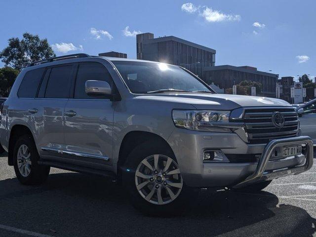 Demonstrator, Demo, Near New Toyota Landcruiser Sahara, Northbridge, 2018 Toyota Landcruiser Sahara Wagon