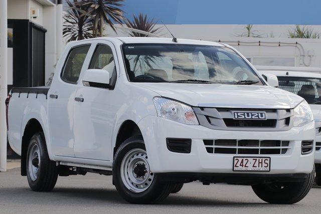 Used Isuzu D-MAX SX Crew Cab 4x2, Toowong, 2016 Isuzu D-MAX SX Crew Cab 4x2 Utility