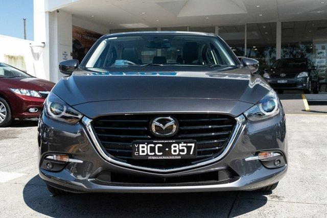 Used Mazda 3 SP25 Astina (5Yr), Mulgrave, 2019 Mazda 3 SP25 Astina (5Yr) BN MY18 Sedan