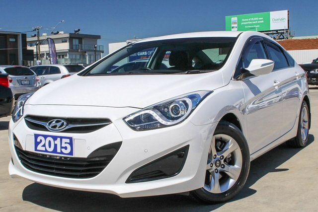 Used Hyundai i40 Active, Coburg North, 2015 Hyundai i40 Active Sedan