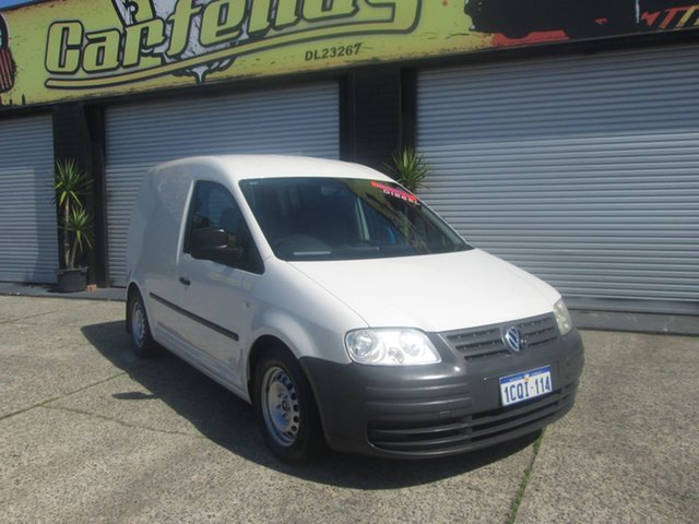 Used Volkswagen Caddy TDI, O'Connor, 2007 Volkswagen Caddy TDI Panel Van