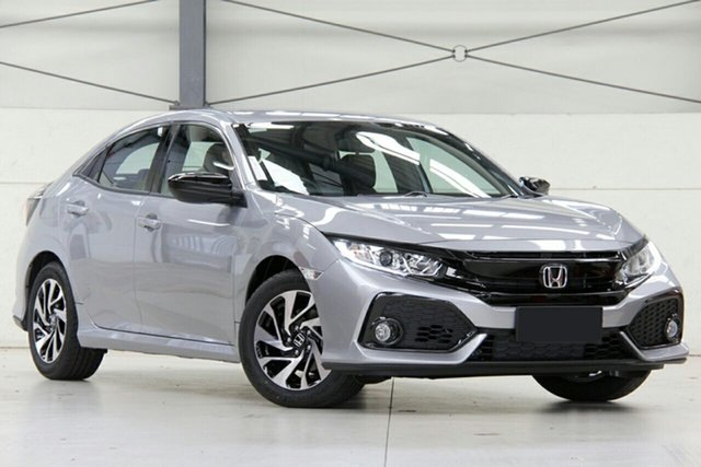 Discounted New Honda Civic 50 Years Edition, Warwick Farm, 2019 Honda Civic 50 Years Edition Hatchback