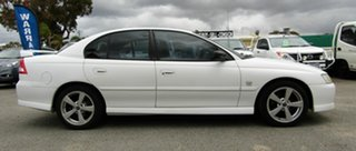 2003 Holden Commodore Executive Sedan.
