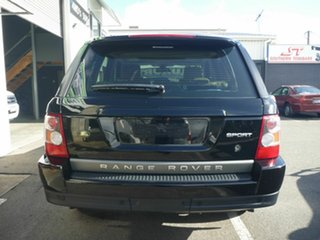 2008 Land Rover Range Rover Sport TDV6 Wagon.
