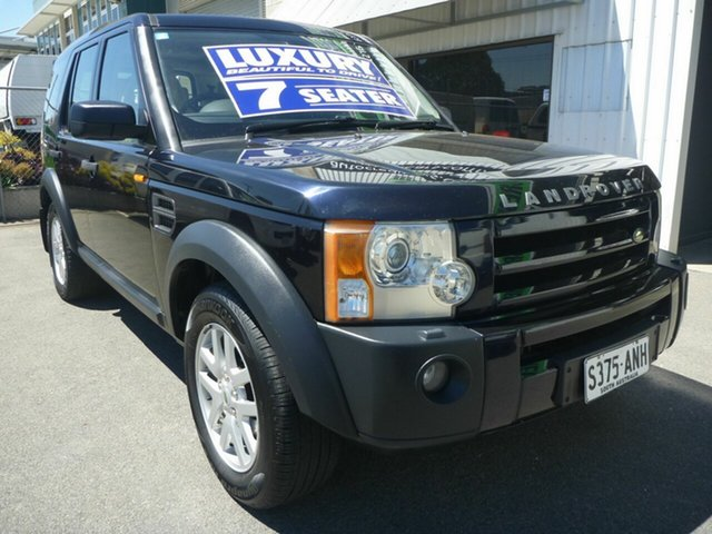 Used Land Rover Discovery 3 SE, Edwardstown, 2006 Land Rover Discovery 3 SE Wagon
