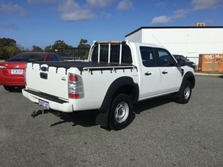2011 Ford Ranger XL (4x4) Cab Chassis.