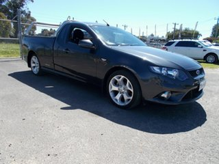 2010 Ford Falcon XR6 Ute Super Cab Utility.