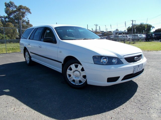 Used Ford Falcon XT, Bayswater, 2006 Ford Falcon XT Wagon