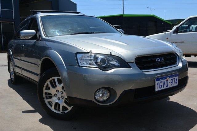 Used Subaru Outback 2.5I Safety, Kewdale, 2006 Subaru Outback 2.5I Safety Wagon