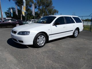 2006 Ford Falcon XT Wagon.