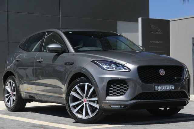 Demonstrator, Demo, Near New Jaguar E-PACE D150 AWD R-Dynamic S, Narellan, 2019 Jaguar E-PACE D150 AWD R-Dynamic S SUV