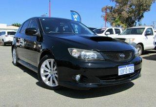 2008 Subaru Impreza WRX AWD Hatchback.