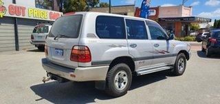 2002 Toyota Landcruiser GXL (4x4) Wagon.