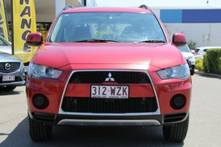 2012 Mitsubishi Outlander LS Wagon.