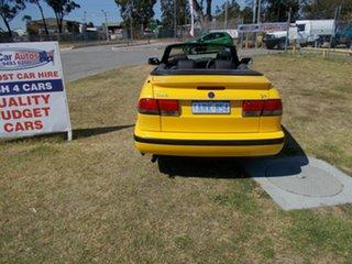 1998 Saab 9-3 S Coupe.