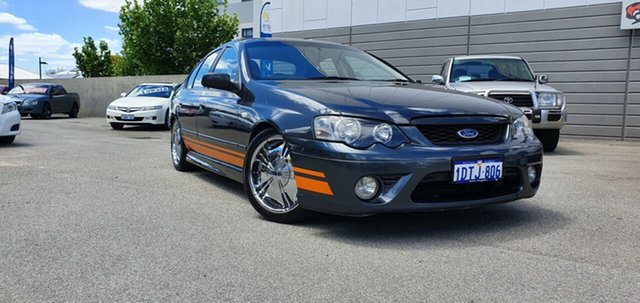 Used Ford Falcon XR6, Victoria Park, 2006 Ford Falcon XR6 Sedan
