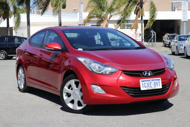 Used Hyundai Elantra Premium, Northbridge, 2012 Hyundai Elantra Premium Sedan