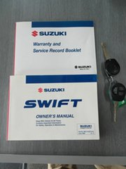 2008 Suzuki Swift Sport Hatchback.
