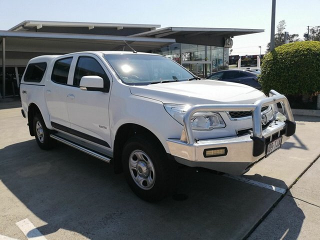 Discounted Used Holden Colorado LX Crew Cab, Yamanto, 2013 Holden Colorado LX Crew Cab Utility